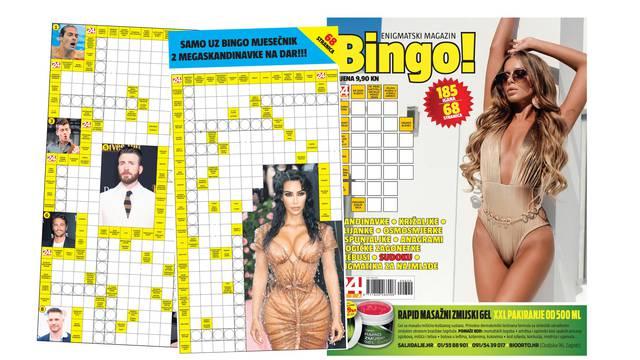 Uz novi Bingo magazin na dar dvije megaskandinavke!