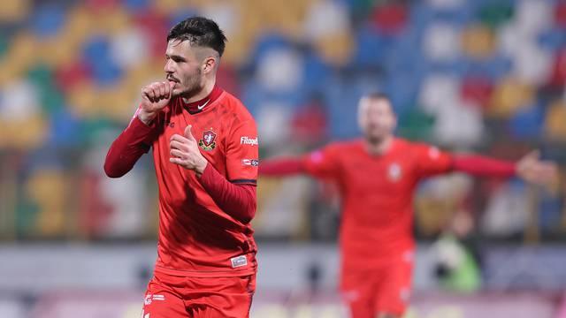 Utakmica osmine finala Hrvatskog kupa, NK Gorica - NK Lokomotiva