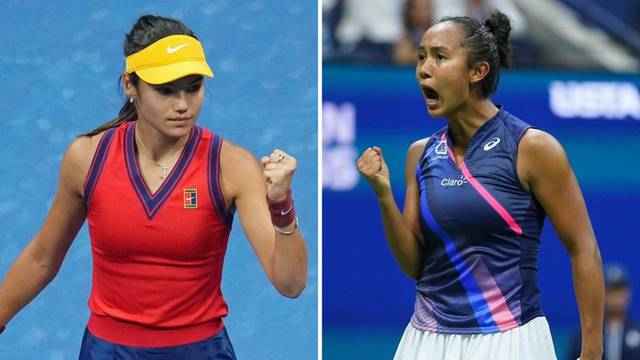 Tinejdžerke za povijest: U finalu US Opena Raducanu i Fernandez