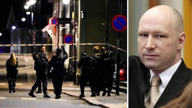 Napad u Kongsbergu najgori je od Breivika: Ubio  77 ljudi, bilo mu je žao što ih nije ubio još