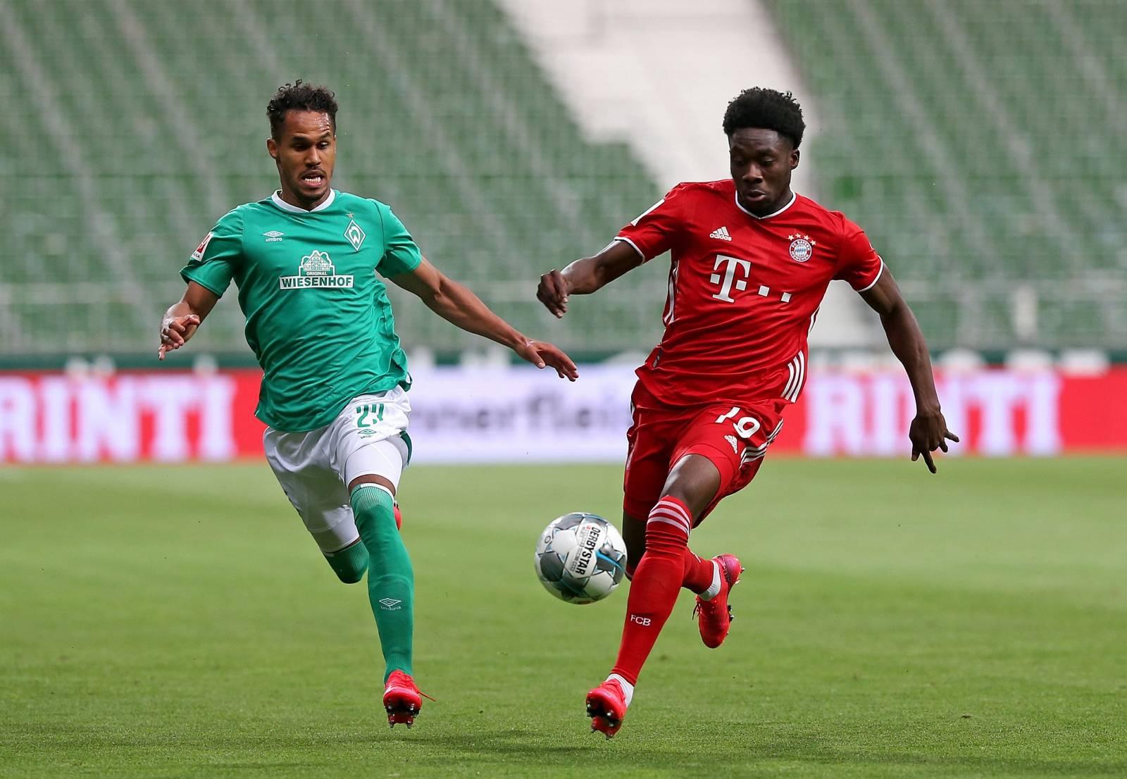 SV Werder Bremen vs Bayern Muenchen 16.06.2020