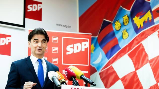 Grčić: 'Na zadnjem smo mjestu po iskoristivosti EU fondova...'