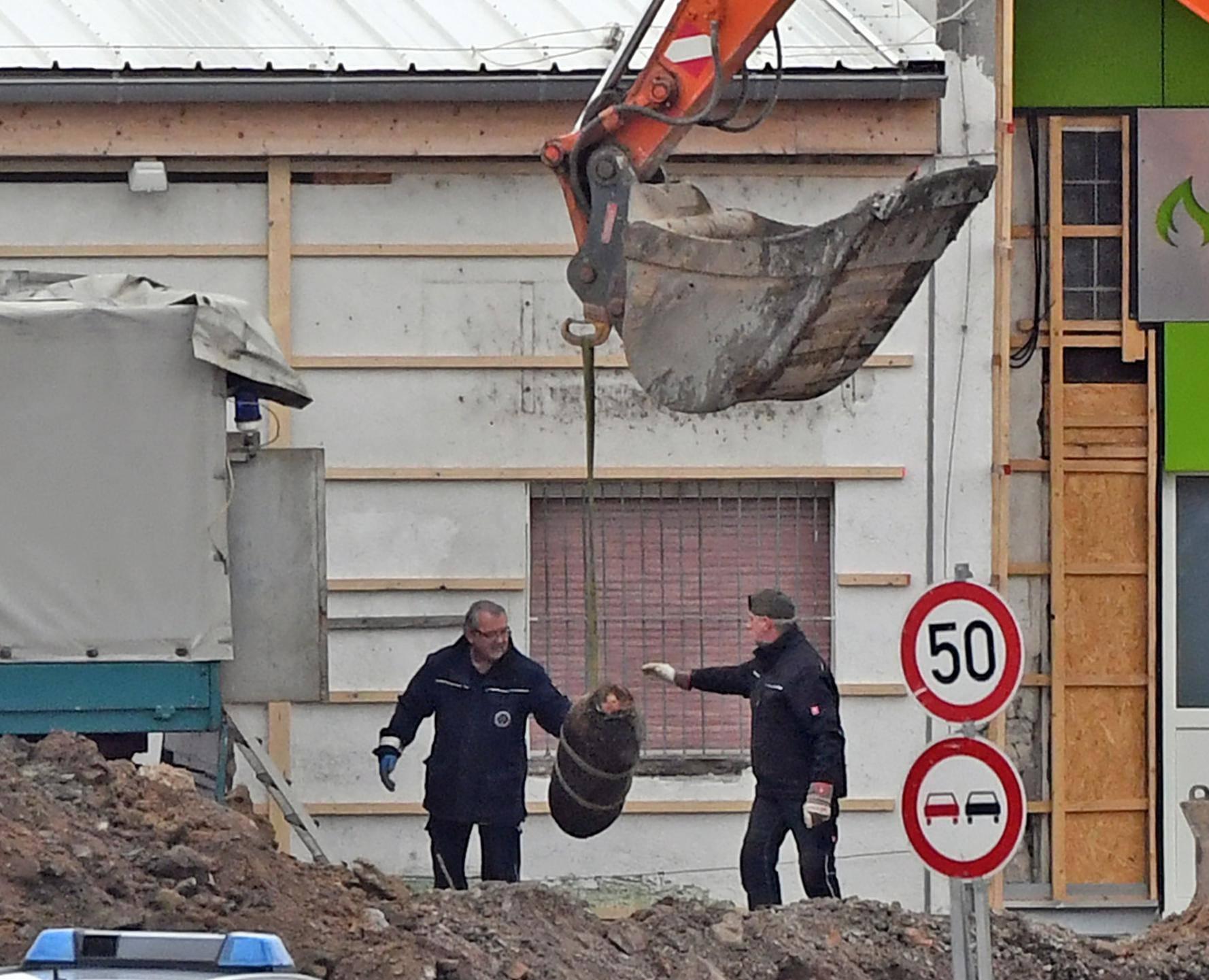 U Mariboru našli bombu tešku 250 kg, uspješno je deaktivirali