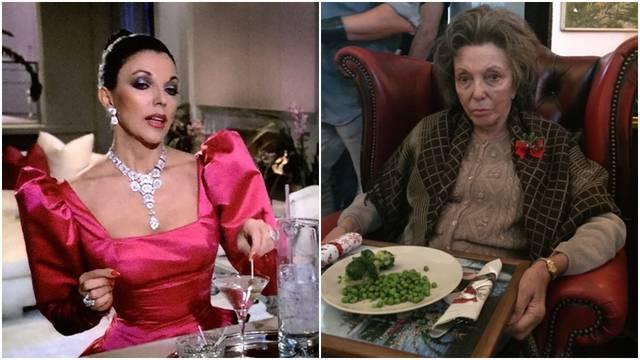 Nekada je bila opaka Alexis, a sada glumi usamljenu bakicu...