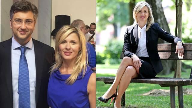 Dijana Zadravec o odnosu s premijerom: Mi smo poznanici. Ne čujemo se i ne komuniciramo