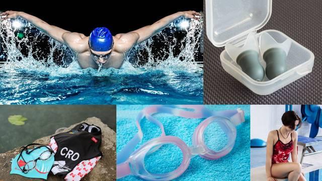 Što vam treba od opreme za plivanje na bazenima? Nije isto kao u moru, kaže trener Ivezić