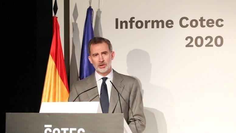Španjolski kralj predvodit će komemoraciju za žrtve korone