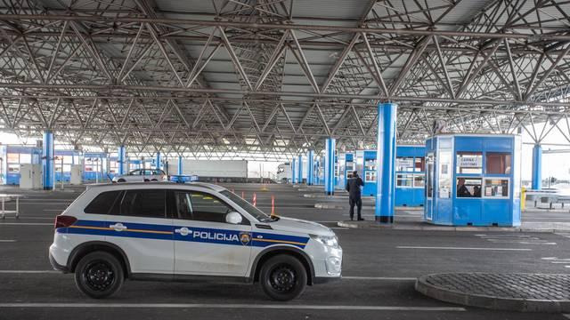 Mjere sigurnosti na GP Bajakovo zbog epidemije koronavirusa