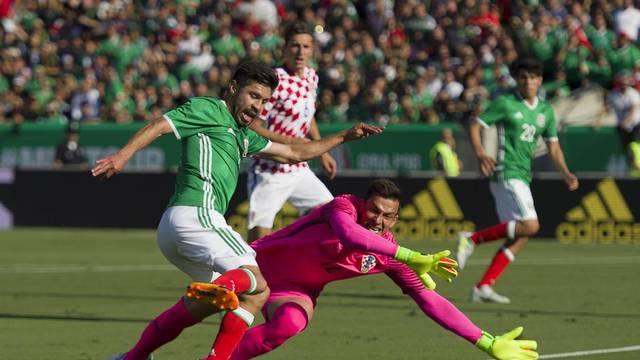 ¡Hola, amigos! Hrvatska protiv Meksika u Teksasu 27. ožujka?