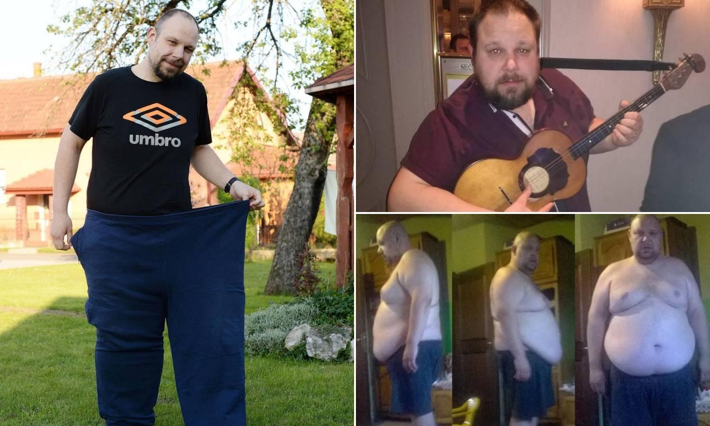 Samo meso i masno: U godinu dana izgubio sam 64 kilograma