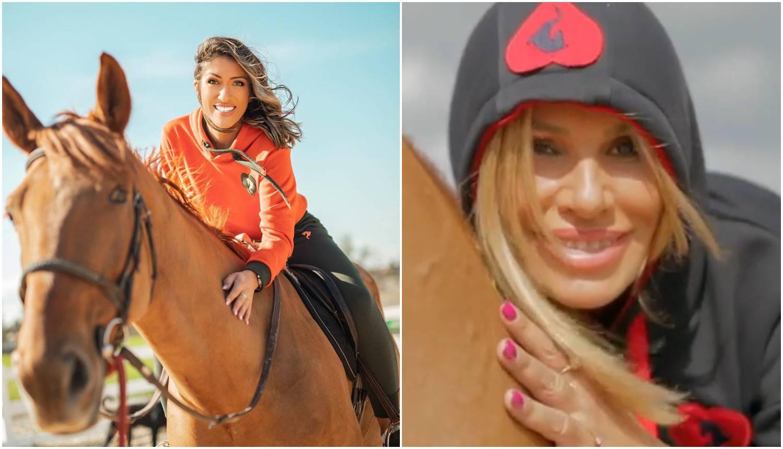 Hadžiavdagić angažirala Ivu za promociju: Zajahala je konja...