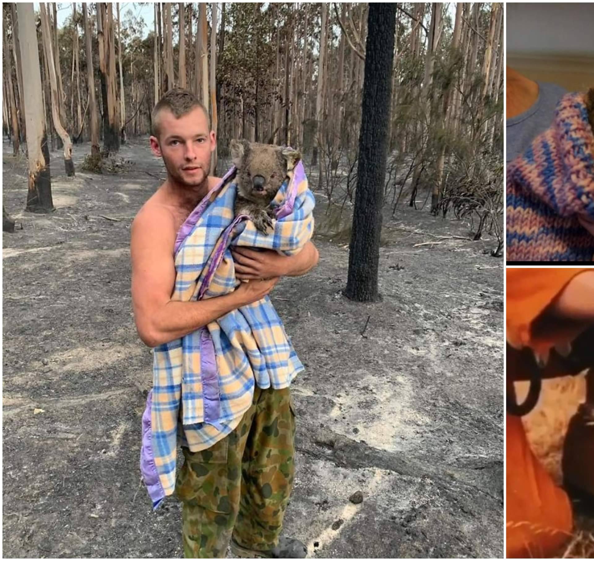 Nesebični heroji: Ovi Australci riskirali su život za životinjice!