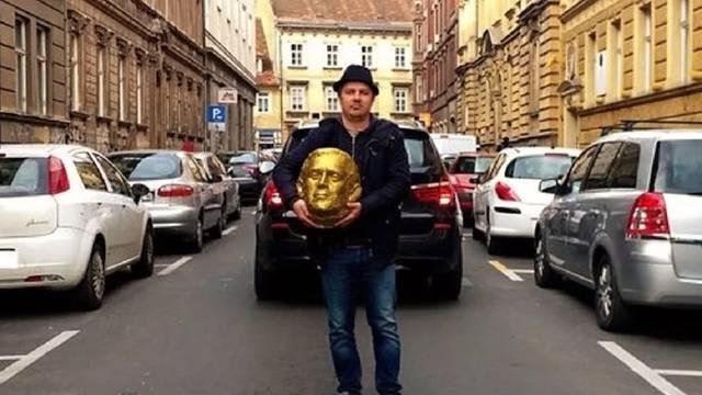 Juričan nudi Škori Bandićevu bistu Najam je 15 kuna po satu, kao tvoj parking kod Merkura