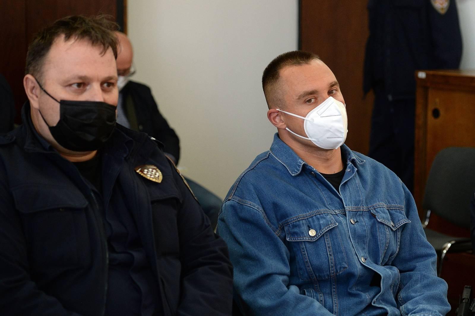 Varaždin: Srđan Mlađan kao svjedok na suđenju Dariu Šišakoviću