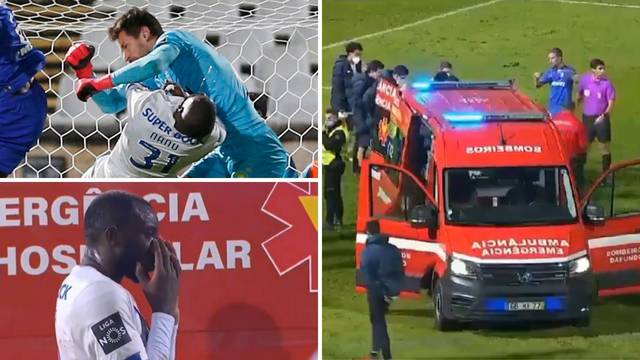VIDEO Nogometaš Porta izgubio pamćenje: Igrači plakali u šoku