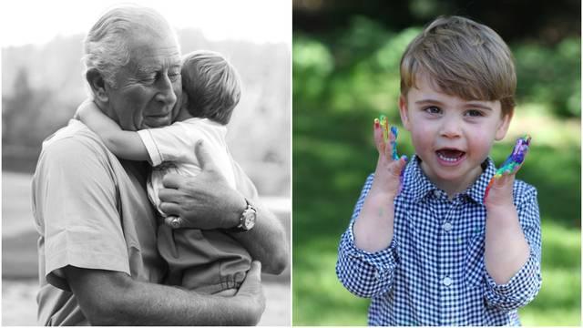 Charles fotografijom s unukom izmamio simpatije javnosti