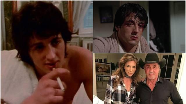Stallone karijeru počeo s porno filmom pa postao slavni Rocky