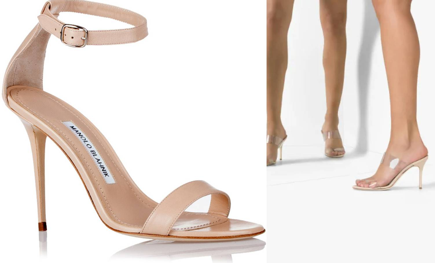 M. Blahnik: 'Gole' sandale su jedine štikle koje vam trebaju