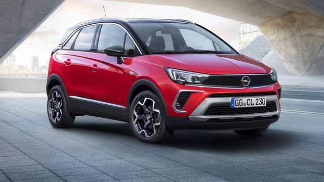 Donosimo pravila nagradne igre 'Osvoji novi Opel Crossland'