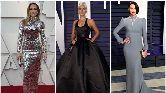 Jennifer, Lady GaGa i Charlize haljinama pomele konkurenciju
