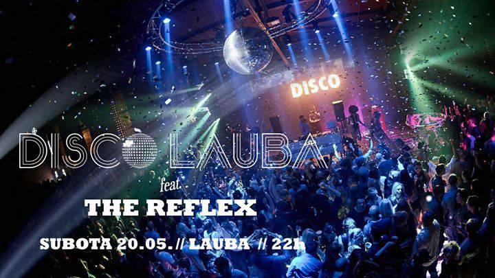 Sprema se 'opaki' tulum:  The Reflex na drugoj Disco Laubi