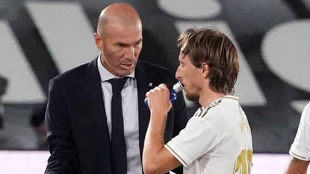 Zidane u dilemi oko postave: S igračima kao Luka je najteže...