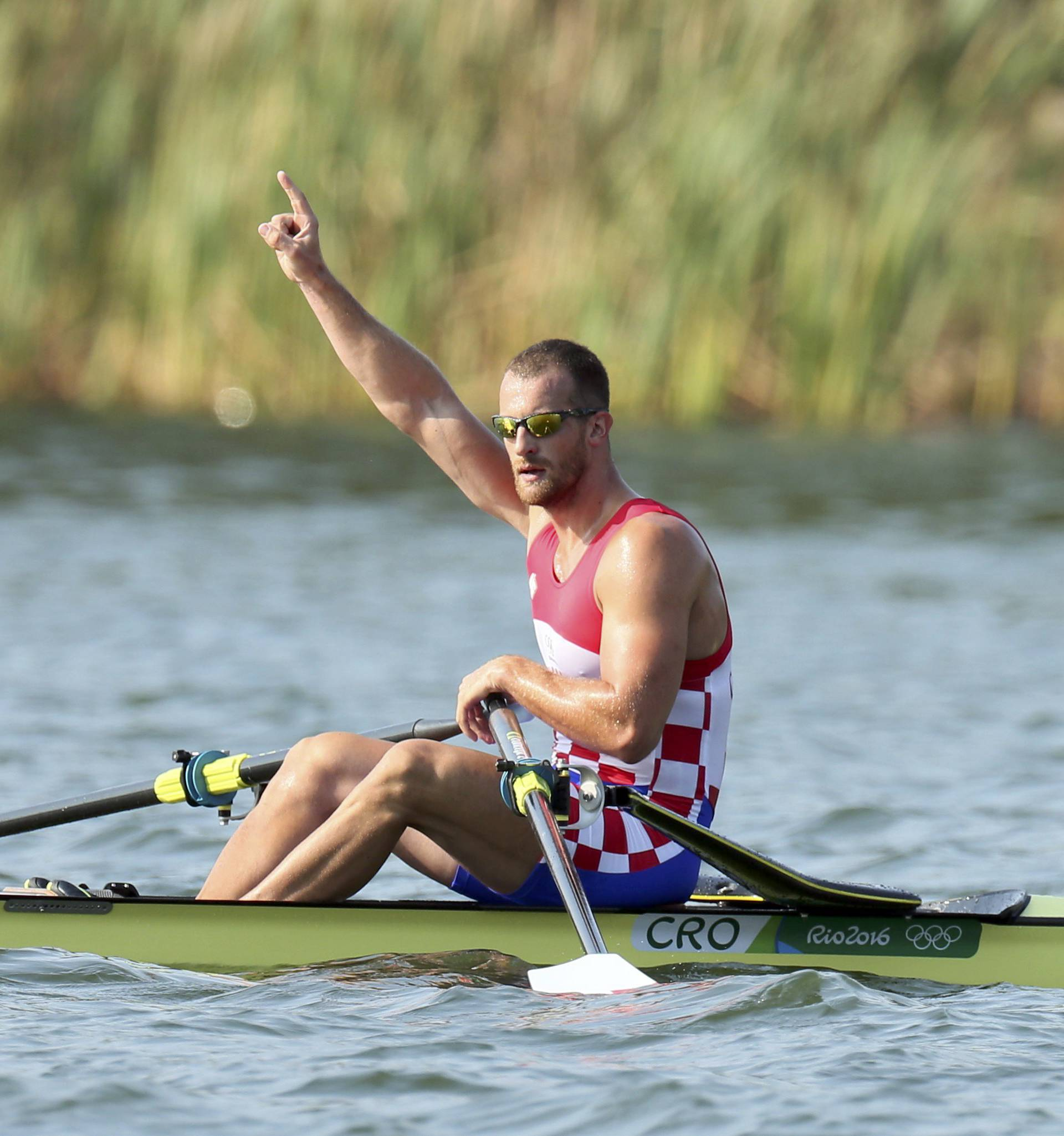 Rowing - Men's Single Sculls Quarterfinals