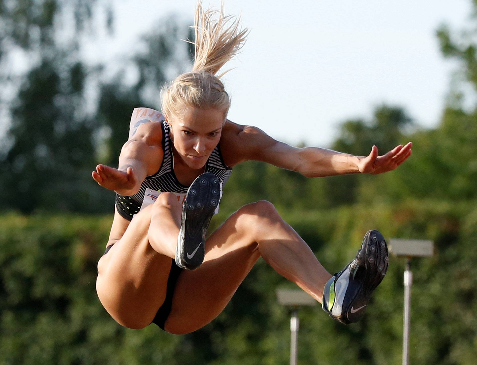 Athletics - Russian track and field championship