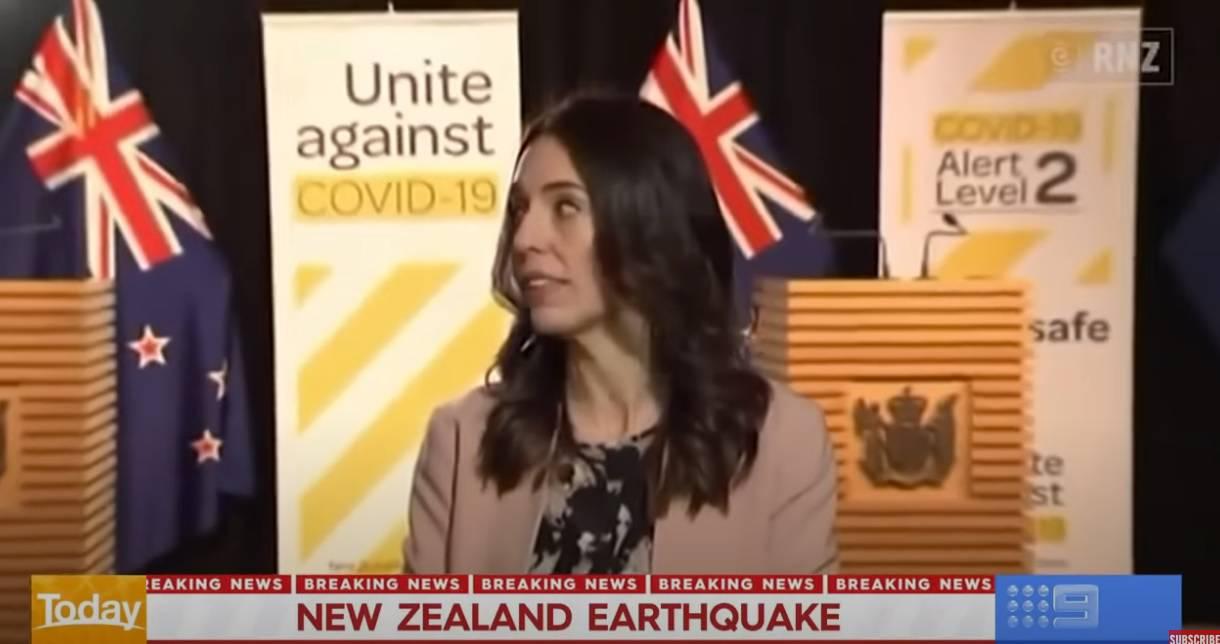 Premijerka gostovala uživo kad je počeo potres: Dobro se drma