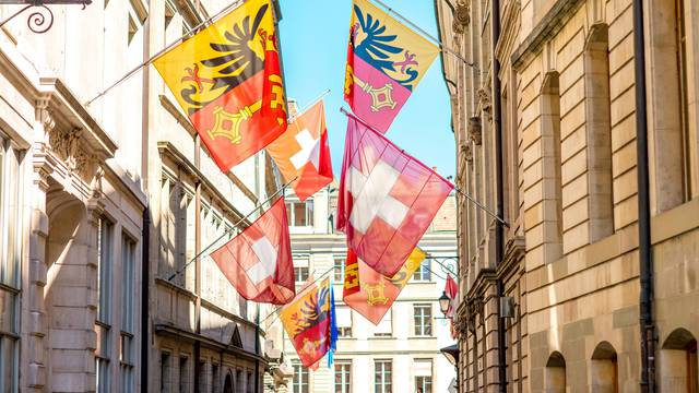 Nitko ne putuje u Švicarsku, u Ženevi hoteli na rubu propasti