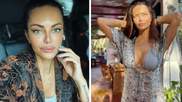 Nikolina Pišek oštro odgovorila na komentar o uređivanju fotke