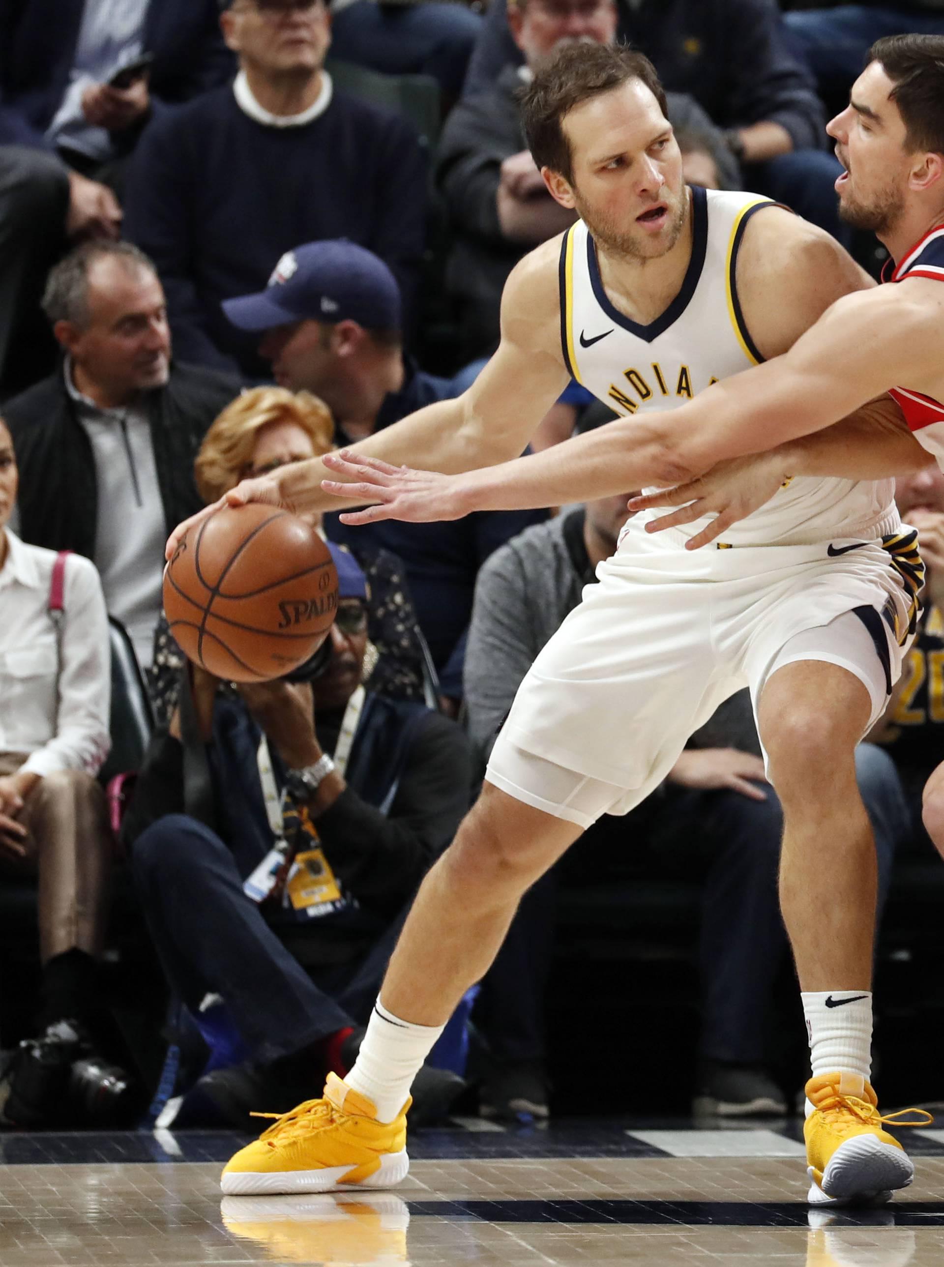 NBA: Washington Wizards at Indiana Pacers
