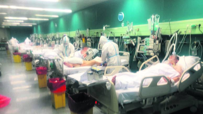 Velika smrtnost: Samo u KB Dubrava već je umrlo 759 ljudi