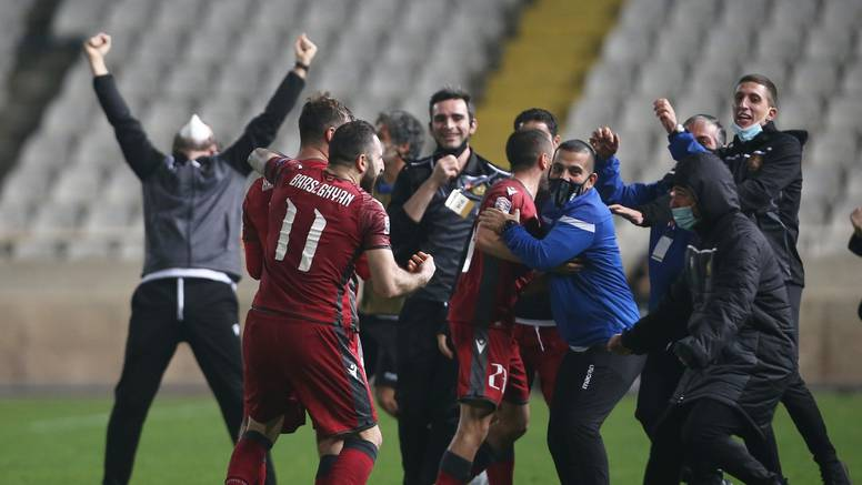 Makedonci ipak bez višeg ranga