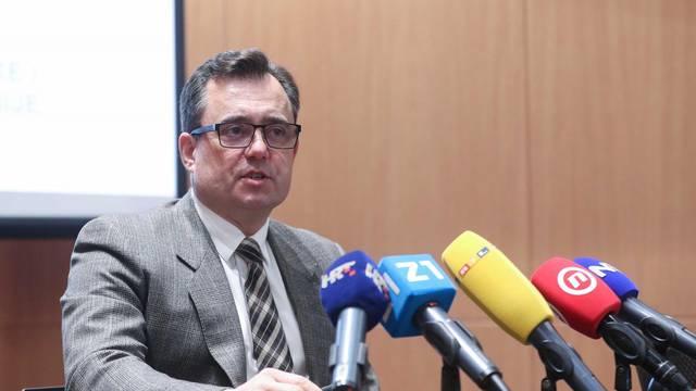 Konferencija za medije u organizaciji Fonda za obnovu Grada Zagreba