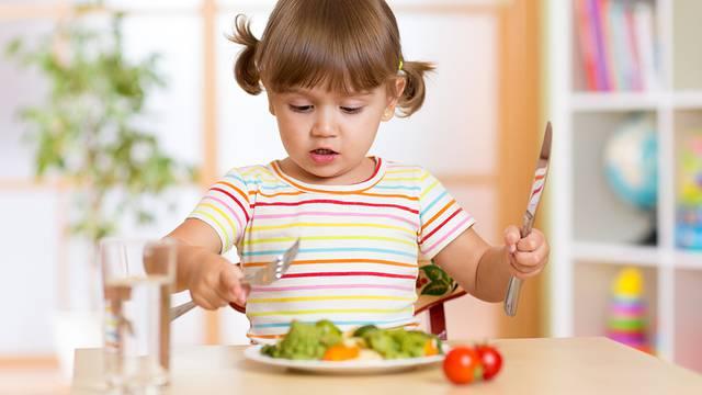 Loš apetit djece - je li to razlog za zabrinutost?