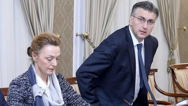 Zagreb: Vlada o Kolektivnom ugovoru za djelatnost zdravstva i zdravstvenog osiguranja