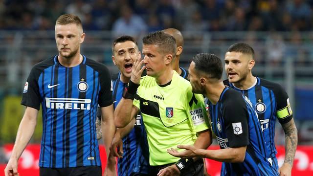 Serie A - Inter Milan vs Juventus