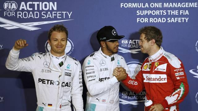 Formula One - Bahrain Grand Prix