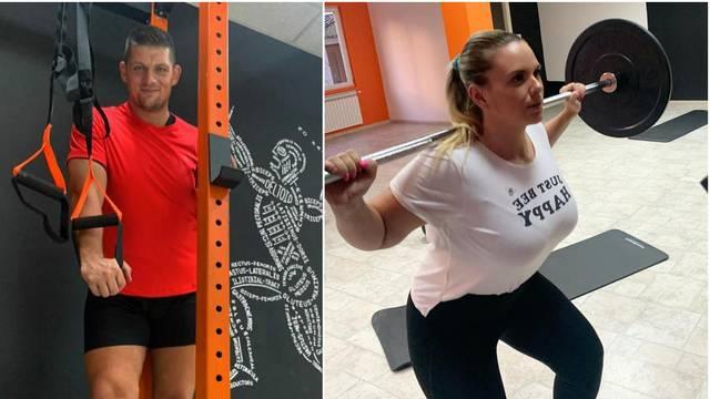 Nina Martina i Mario program vježbanja naplaćuju 3000 kuna