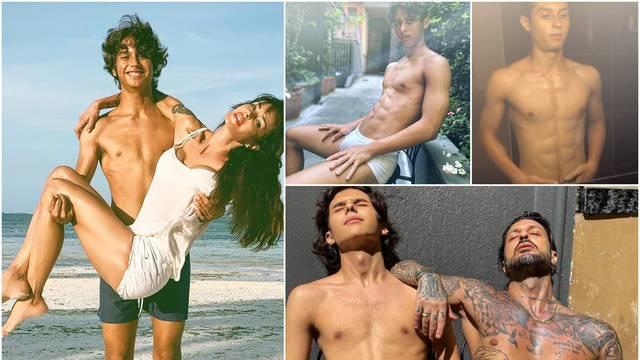 Kao majka: Sin (18) Nine Morić postao model i zaludio Talijane