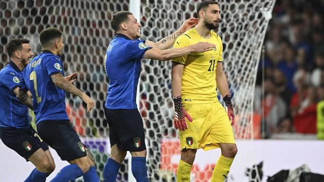 Football EURO 2020 FINAL Italy - England 4-3 .iE.
