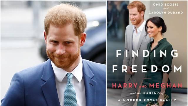 Knjiga koja će uništiti odnose: 'Harry je krivac, a ne Meghan'