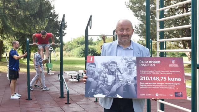 PBZ donacijom  pomogao Centru za pružanje usluga u zajednici Zagreb-Dugave