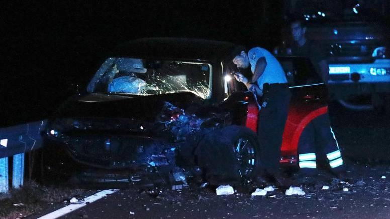Strašna nesreća kod Vodica: U frontalnom sudaru jedan poginuli i troje ozlijeđenih