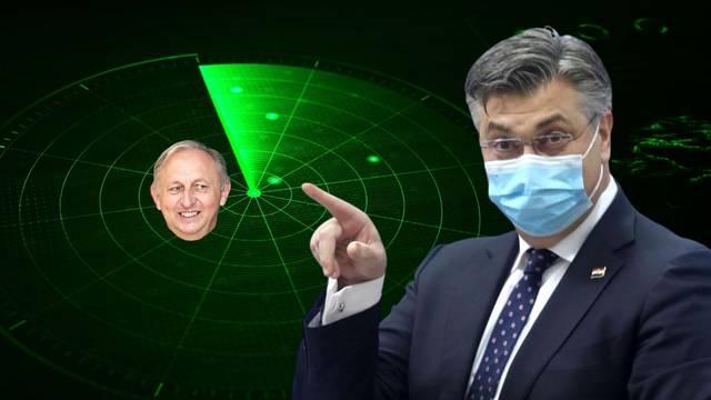 Penki, što ti je s tim radarima?!