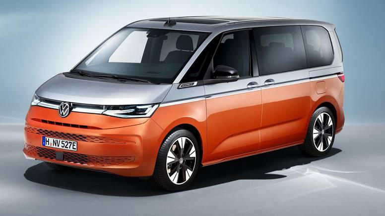 Stiže sljedeće godine: Otkrili novu generaciju VW kombija