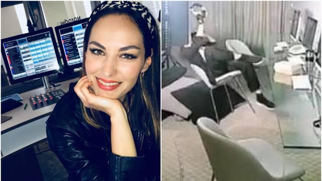 Nezgoda na radu: Tatjana Jurić se zanijela pa tresnula na pod