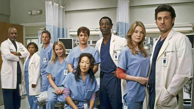 Dio nove sezone serije 'Uvod u anatomiju' bit će o pandemiji