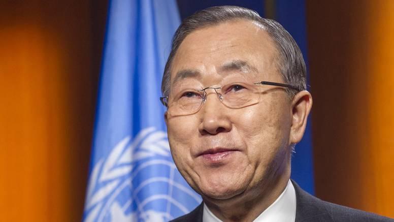 Ki-moon: Školovao sam se u razrušenoj zemlji, pod stablom